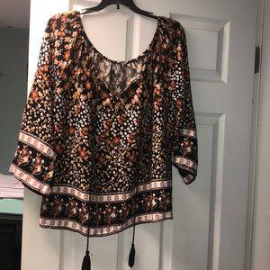 NEVER WORN Charlotte Russe dress shirt